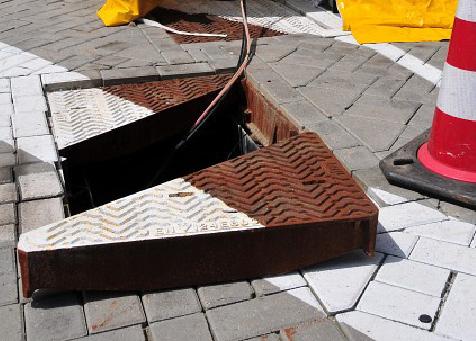 Ondergrondse behuizingen